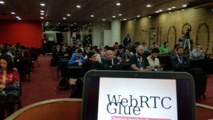 WebRTC Glue